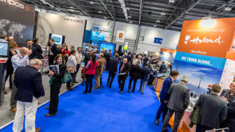 Picture taken at the 2018 edition, which proved to be one of the best attended Oceanology International events in its 50 year history