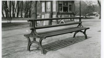Dubbelsoffa, 1800-tal. Arkivbildare: Gatukontoret. 1920-1992. Trafikkontorets arkiv. Stockholms stad.