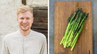 Luqaz Ottosson - Lagar mat på smält glas