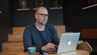 Rådgiver Rino Andersen i Spinner Kommunikasjon AS.