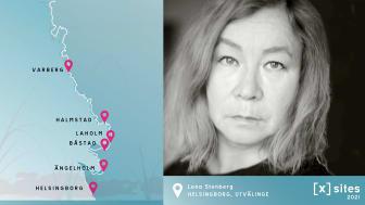 INSTÄLLT! Offentligt konststopp Utvälinge – invigning av Lena Stenbergs verk