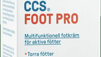 CCS Foot Pro, förpackning 100 ml