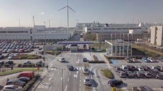 Volvofabrik GENT