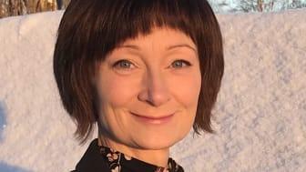 Maritha Nordström, marknadsområdeschef
