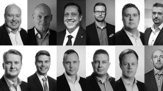 AVARN Securityn uusi johtoryhmä aloitti toimintansa 6.11.2018