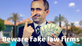 Timeshare victim defrauded 24 times in a row by different criminal organisations