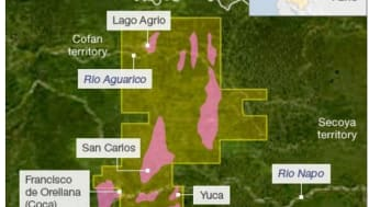 No efforts to try and achieve environmental restoration in the affected 4,400 square kilometers of the Amazon!