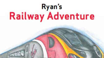 Ryan's Railway Adventure - Front Cover