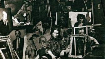 Pressvisning ALICE NEEL på Nordiska Akvarellmuseet 24 maj kl 12