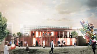 Startskuddet for fremtidens Gellerup og Toveshøj   Arkitema Architects vinder områdets nye vartegn, det kommende informations- og aktivitetscenter