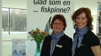 Bergström & Hellqvists monter på kostdagarna 2012