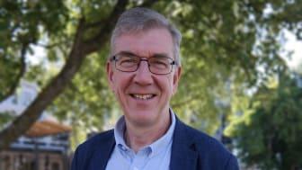 Tommy Levinsson (S), regionråd Region Västmanland och en av de sammankallande i styrgruppen för Mälardalsrådets En Bättre Sits-samarbete. Foto: Region Västmanland.