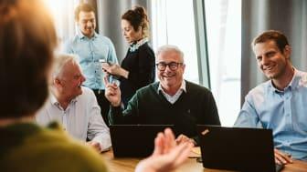 Nu söker Lyckos ytterligare medarbetare, en produktchef och en produktionschef, till huvudkontoret i Helsingborg.