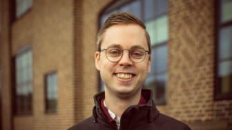 Anton Klintenberg - VD Sustend