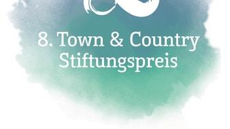 Auch zum 8. Town & Country Stiftungspreis 2020 stehen fast 600.000 Euro Fördersumme bereit