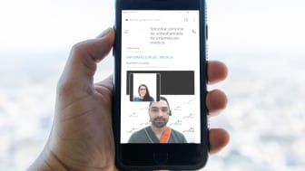 Falck launches video calls for patients