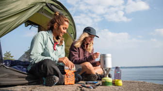 Naturkompaniets mission om att inspirera till friluftsliv och att ta hand om natur och miljö