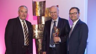 Bruno Jonas mit dem Sonderpreis beim Kulturpreis Bayern 2015 ausgezeichnet
