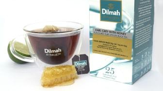 Dilmah Earl Grey Honung