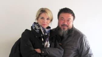 Bildningsbyrån intervjuar Ai Weiwei