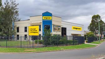 Engcon växlar upp närvaron i Australien – etablerar kontor i Sydney