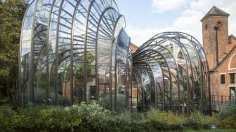 Bombay Sapphire distillery botanical gardens visitor centre