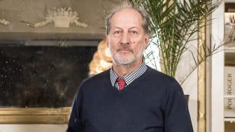 Roland Lundqvist, styrelseordförande och grundare i LimeArc Process AB. foto: Albin Bogren