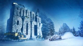 Swecon Road to Rock Arena körs fredag och söndag på SS8 och SS18 i Torsby