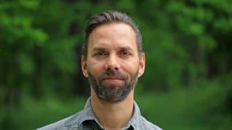 Björn Möller, forskare vid avdelningen för mekatronik på KTH. Foto: Peter Ardell.