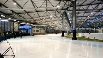 Idrotts- och föreningsnämnden har nu fattat beslut om framtiden för skrinnarhallen vid Ruddalens idrottscentrum.