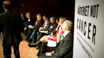 Paneldebatt om patienträtt och orättvisor i cancervården på Världscancerdagen 2010