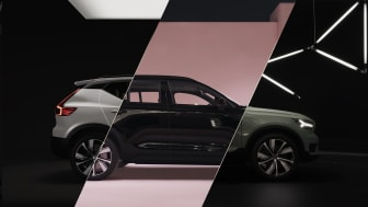 XC40 Recharge 3D Unity Template Collage