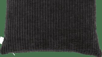 Ledu pudebetræk mørkegrå oekto-tex