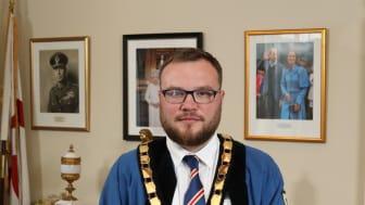 Deputy Mayor, Councillor Matthew Armstrong