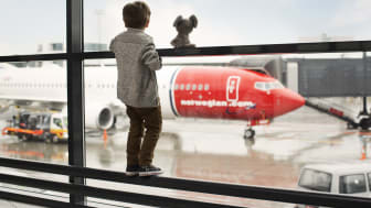 Norwegian tarjoaa mahdollisuuden ilmaiseen lentolipun muutokseen