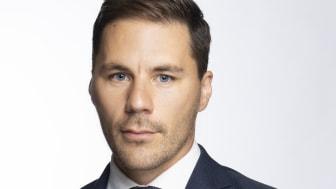 Håkan Klinterhäll, tillträdande Head of Agency Leasing