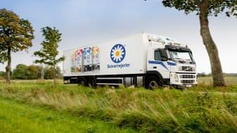 För oss är det självklart att stödja Transportinitiativet såväl för egna som köpta transporter då Sverige behöver ställa om till fossilfria vägtransporter för att klara klimatmålen