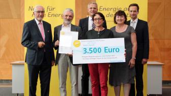 Bürgerenergiepreis Unterfranken 2017: Öko-Einfamilienhaus