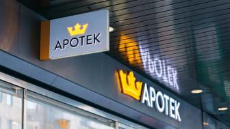 Kronans Apotek börjar sälja antikroppstester
