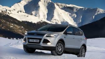 Ford dominerer Euro NCAP's Best-i-klassen-priser i 2012.