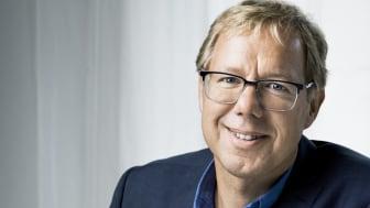 Patrik Hadenius föreläser på Medborgarskolan hösten 2019
