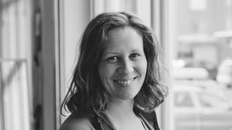 Eva Mullins, new sustainability manager at Haglöfs