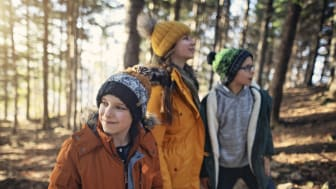 Upptäck naturen i vinter! Foto: iStock
