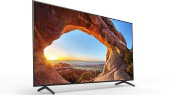 """85"""" BRAVIA X85J 4K HDR LED TV"""