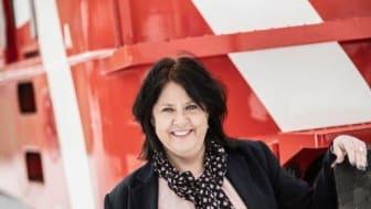 Maria Cederberg, vd Inlandståg
