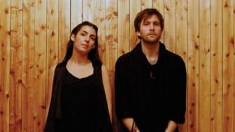 Wildbirds & Peacedrums förband till Arcade Fire