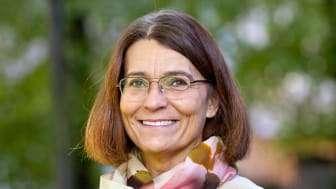 Carina Håkansson, vd för Skogsindustrierna i Sverige