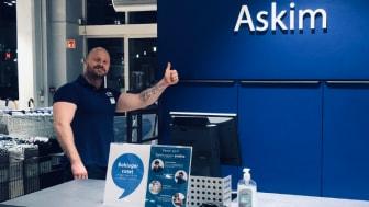 Store Manager JYSK Askim, David Kaminski