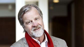 Gunnar Bjursell, professor emeritus vid Karolinska Institutet. Han är expert på sambandet mellan kultur och hälsa och har skapat begreppet den kulturella hjärnan. Den 25 oktober föreläser han på Högskolan i Skövde.