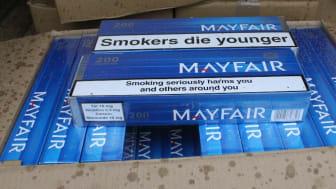 HMRC seized cigarettes 2